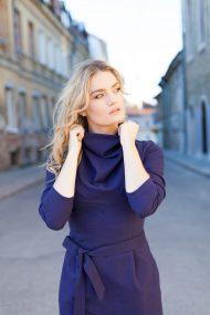 suknele aukstu kaklu alyvine suknele verslo suknele stilinga i darba