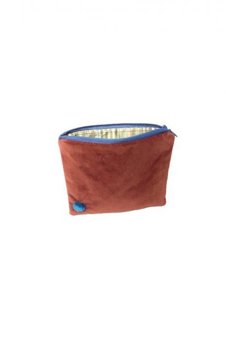 ochra kosmetine pinigine bag cosmetic purse